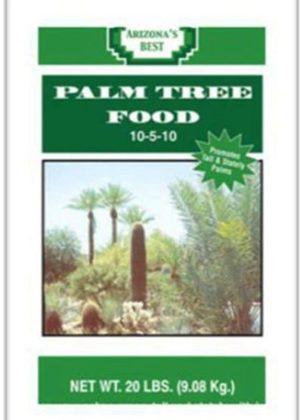Arizona's Best Palm Tree Food