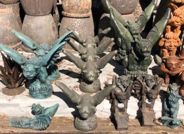 Concrete Gargoyles