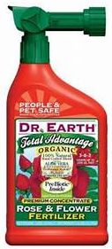 Dr. Earth Rose and Flower Fertilizer