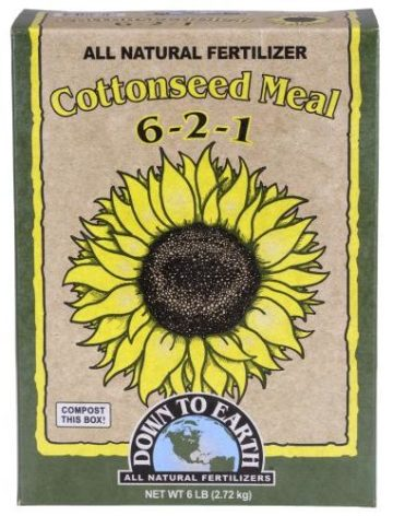 Down To Earth Cottonseed Meal