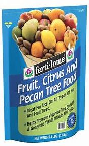 Fertilome Fruit Citrus Pecan Fertilizer