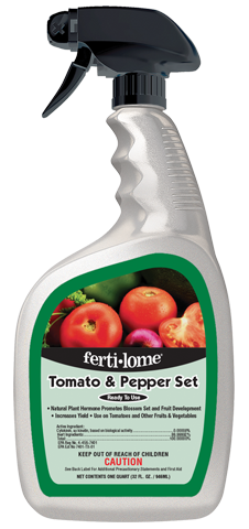 Hi-Yield Tomato and Pepper Set