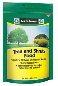 Fertilome Tree and Shrub Food