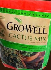 Gro Well Cactus Mix