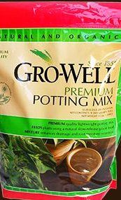 Gro Well Premium Potting Mix