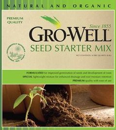 Gro Well Seed Starter Mix