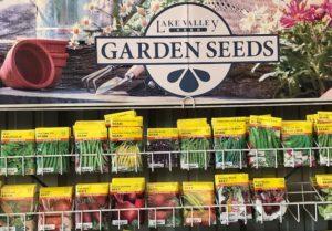 Lake Valley Garden Seeds