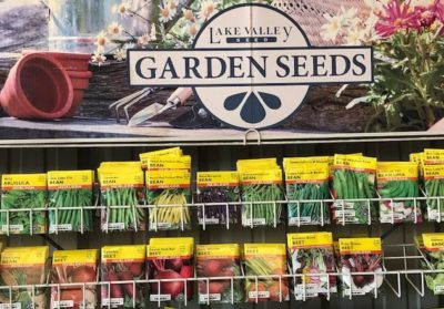 Lake Valley Garden Seeds