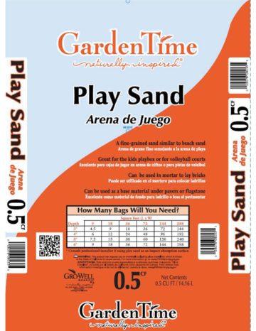 Garden Time Play Sand