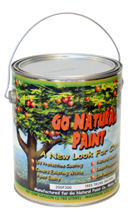 Brown Tree Trunk Paint