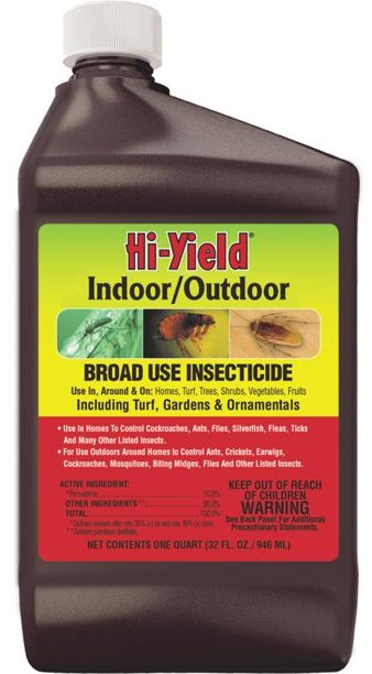 Hi-Yield Indoor Outdoor Broad Use Insecticide