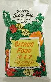 Organo Grow Pro Citrus Food