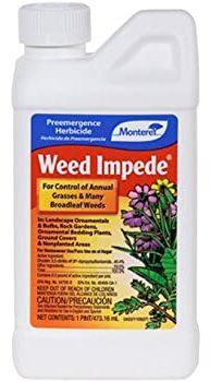 Monterey Weed Impede