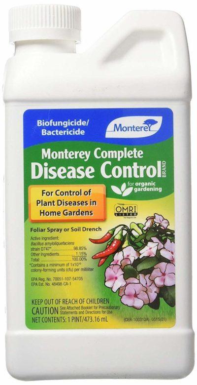 Monterey Disease Control