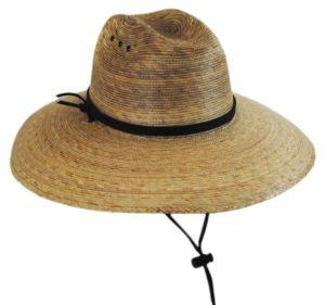 Palm Leaf Lifeguard Hat