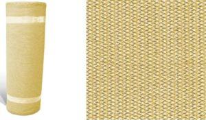 Sandstone Shade Fabric