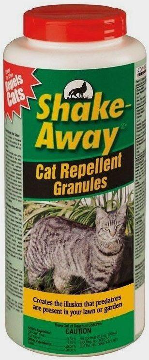 Shake Away Cat Repellent