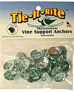 Tie It Rite Vine Support Anchors