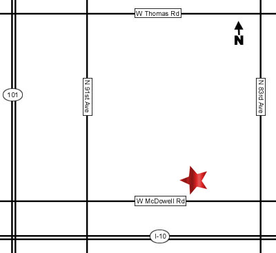 Map and Directions to Elgin Nursery & Tree Farm