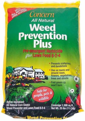 Concern Weed Prevention Plus